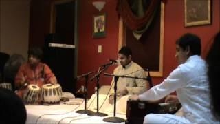 Manu Srivastava - Manu Srivastava-  Excerpts of Raag Shuddha Sarang at Learn Quest Boston