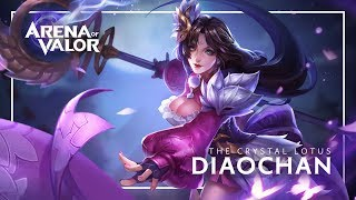 Diaochan: Hero Spotlight | Gameplay - Arena of Valor