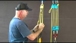 Cuerdas para rescatar