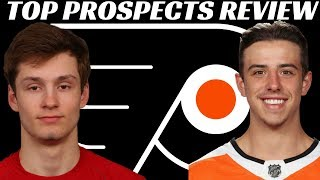 2019 NHL Top Prospects - Philadelphia Flyers