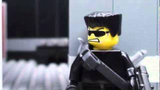 Nhân vật LEGO cũng biết bắn súng
