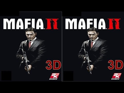 Mafia II 3D video SBS by Mitch141 141