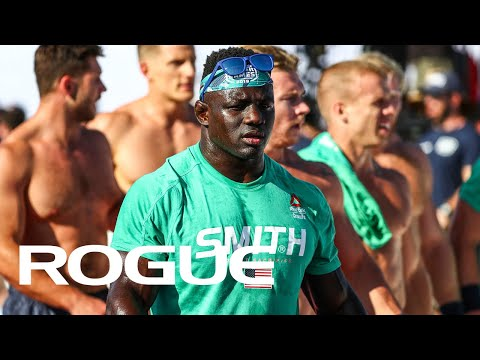 Second Cut - Individual Men Event 2 - 2019 Reebok CrossFit Games