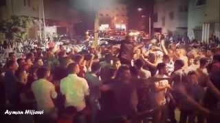 الفنان احمد الكيلاني - استقبال العريس سامر صبح / دبكة فرقة بلدنا     -