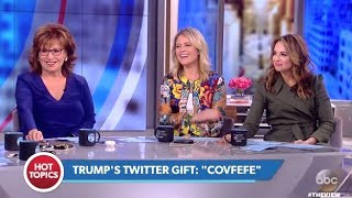 Panel Has A Laugh Over TRUMP's