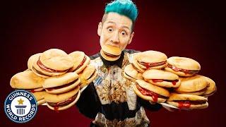 Hamburger Showdown - Guinness World Records