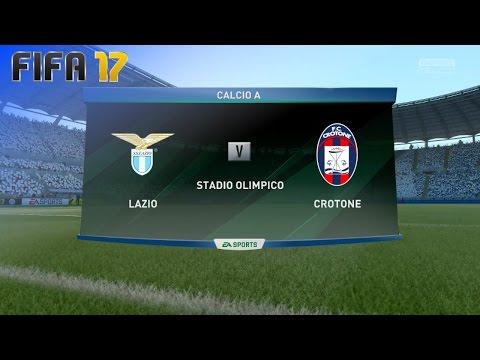 Lazio Roma vs Crotone