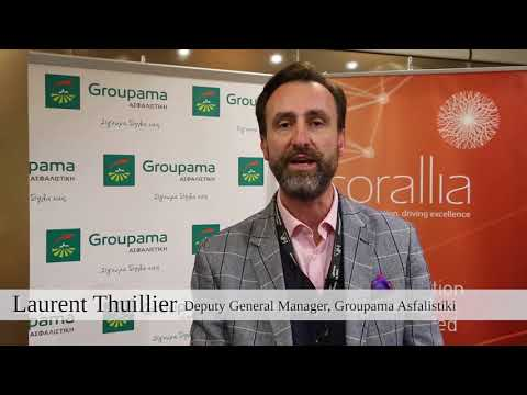 Groupama, Hackinnow 2017, συνέντευξη Laurent Thuillier 2
