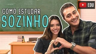 COMO ESTUDAR SOZINHO   Feat. Débora Aladim