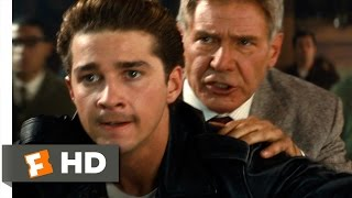 Indiana Jones 4 (3/10) Movie CLIP - Get Out of the Library (2008) HD