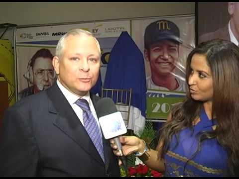 Dámaso Blanco y Juan Vene llegan al salón de la fama del beisbol venezolano