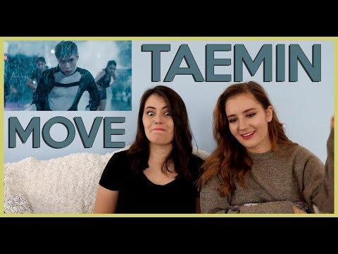 TAEMIN 태민 - 'MOVE' #1 MV REACTION