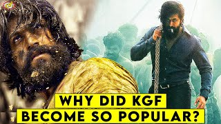 Why KGF Became so POPULAR? || Honest Opinion || ComicVerse