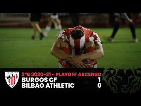 ⚽ HIGHLIGHTS I Segunda Div B – Play-off final I Burgos CF 1-0 Bilbao Athletic