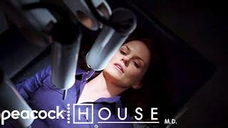 Robotic precision   House M.D.