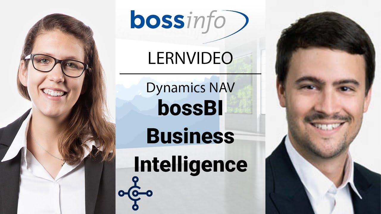 bossBI – Business Intelligence Modul für Microsoft Dynamics NAV von Boss Info AG