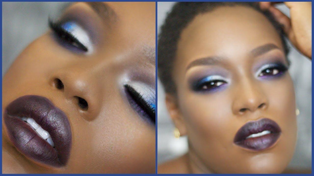 Ebony lipstick