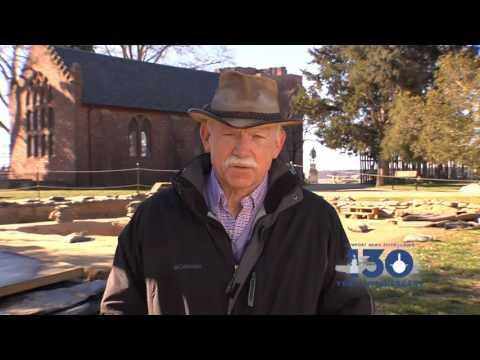 Historic Jamestowne Congratulates NNS on 130 Years