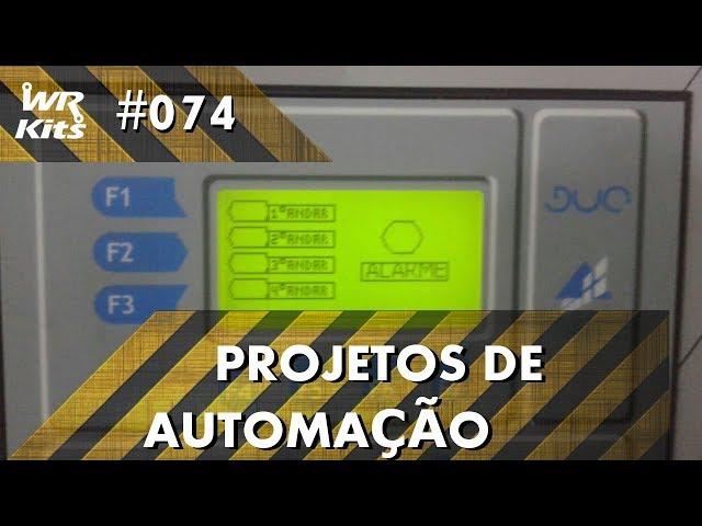 UTILIZANDO AS TECLAS DE ATALHO DO CLP ALTUS DUO | Projetos de Automação #074