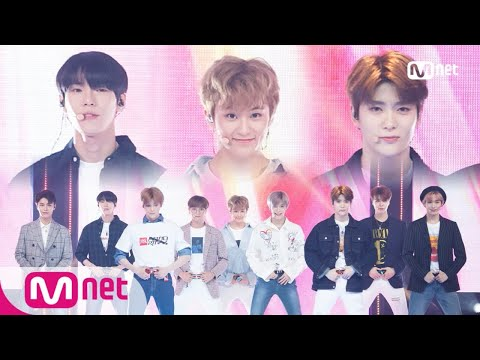 [NCT 127 - TOUCH] KPOP TV Show | M COUNTDOWN 180405 EP.565