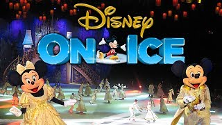 Retrospect: Disney On Ice Dare To Dream 2013