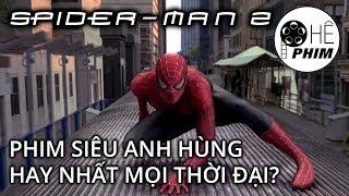 SPIDER-MAN 2 - Phim siêu anh hùng hay nhất mọi thời đại?
