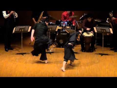 松下洋サクソフォンリサイタル John Mackey Stage!! yo Matsushita