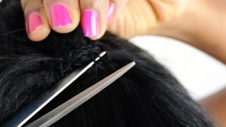 How To Take Down A Full Sew In Yourself Tutorial – (Part 7 of 7)