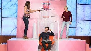 'Oops! My Water Broke' with Taylor Lautner