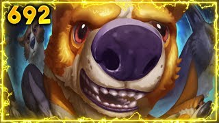 Resurrecting from the Dead..!!! | Hearthstone Daily Moments Ep. 692