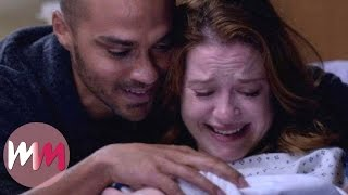 Another Top 10 Saddest Grey's Anatomy Moments