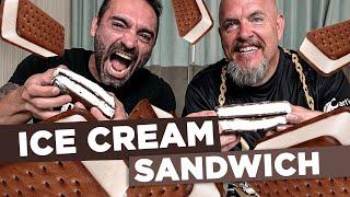 DESAFIO DOS 'SANDUÍCHES DE SORVETE' [ICE CREAM SANDWICH feat. BOB]