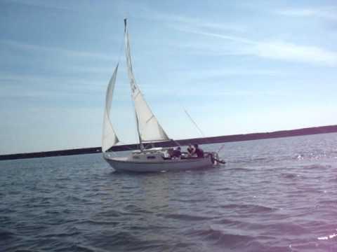 Beam Reach with Sail Buffalo