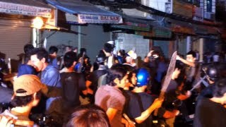 """Viet Gang Quan 5 """"Chay Moto Chem Nhau"""" 2012"""