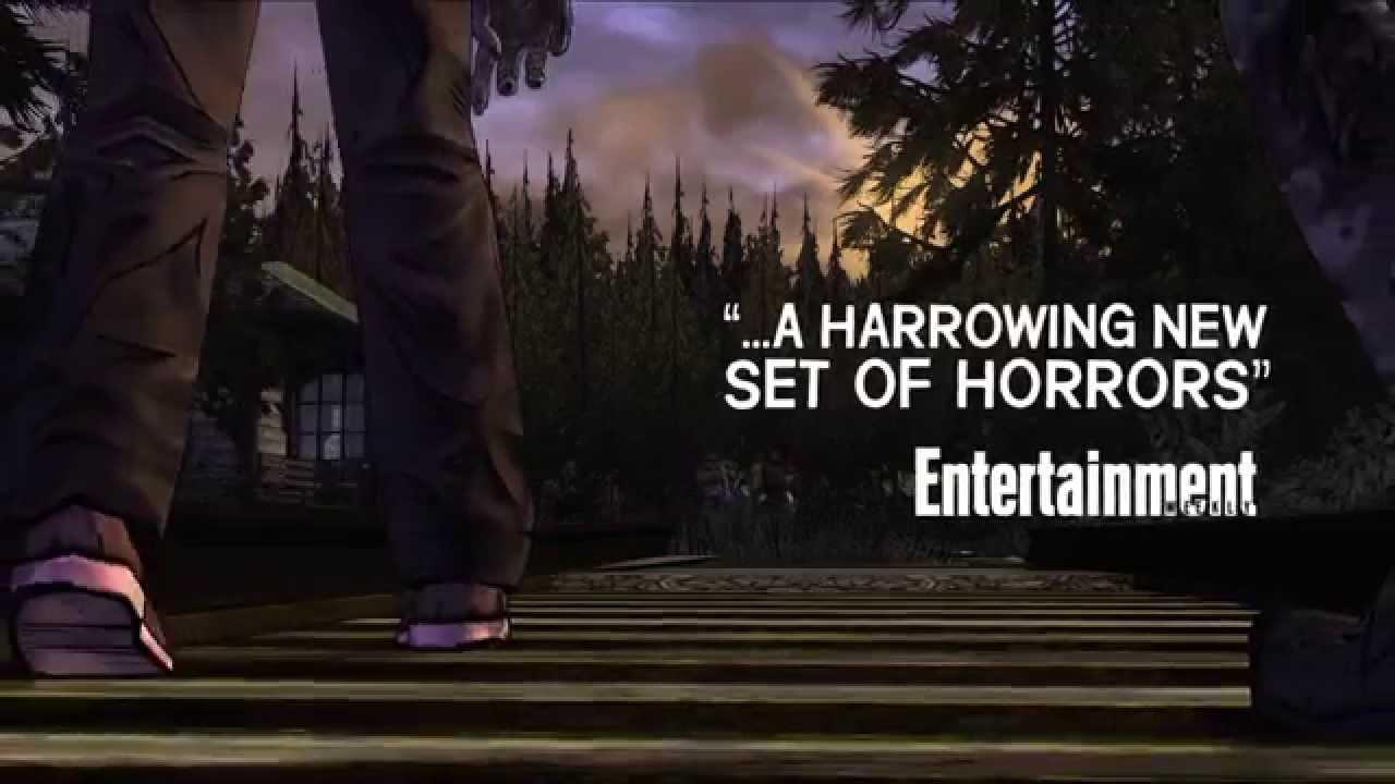 Play The Walking Dead: Season Two on PC 2