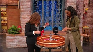 Watch Kelly Rowland Impersonate Rachael Ray