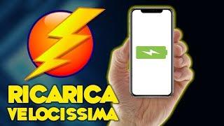 Caricare un iPhone in POCHISSIMO TEMPO