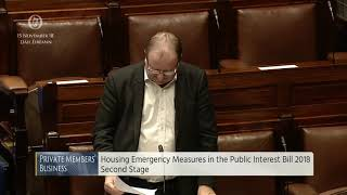 Deputy Michael Collins - Private Members Business - 13.11.2018