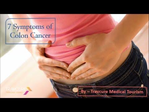 7 Common Symptoms of Colon Cancer