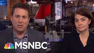 BuzzFeed Corners Trump Lawyer Demanding Stormy Docs From WH | The Beat With Ari Melber | MSNBC