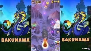 Everwing Sidekick Gameplay - New Rare Dragon Ban Bakun, Bakunawa