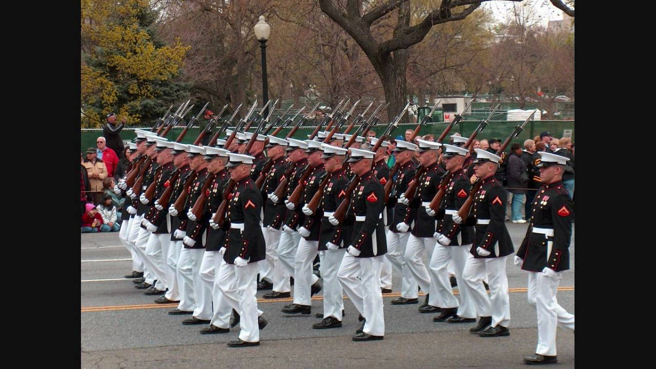 The Marines' Hymn - YouTube