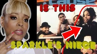 Sparkle's Alleged Niece Has Surfaced After The Surviving R Kelly DocuSeries Is This Her? IDK