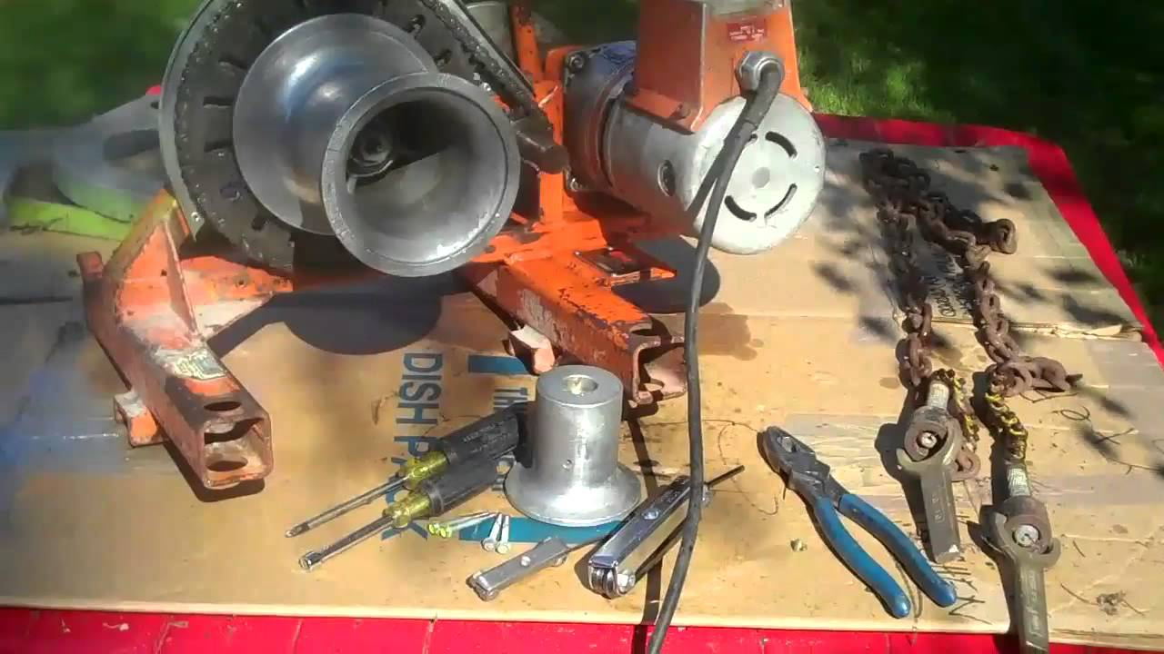 Ensley Cable Puller Youtube