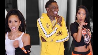 TURN UP PLAYLIST WITH SOULJA BOY 🔥| HE REACTS TO HIS OLD MUSIC