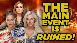 Why WWE Has Ruined The WrestleMania 35 Main Event