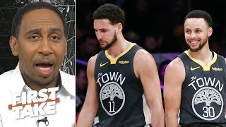 The 'basketball cops' are looking for Klay Thompson – Stephen A. | First Take