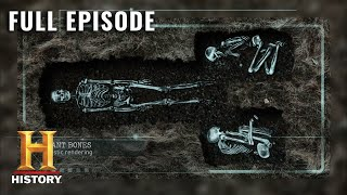 America Unearthed: GIANT BONES UNEARTHED (S1, E4) | Full Episode | History