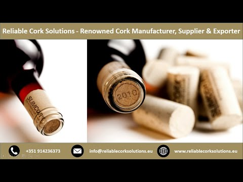 Reliable Cork Solutions - Renowned Cork Manufacturer, Supplier & Exporter