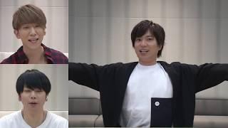 【NEWS】6/26放送コメント動画